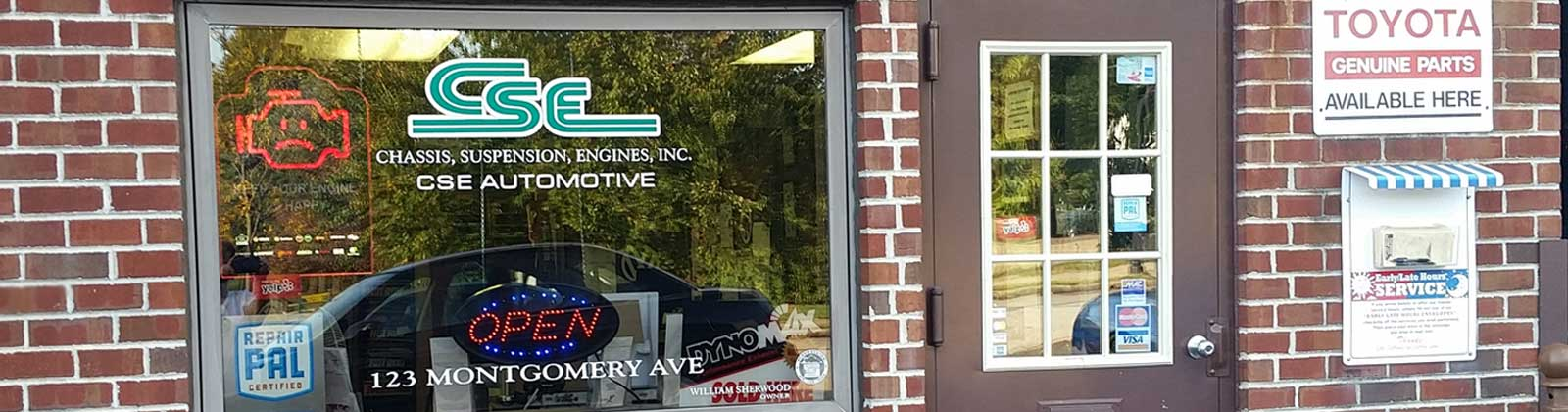 CSE Automotive