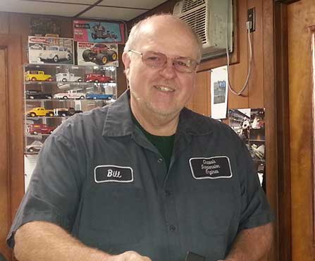 Bill Owner of CSE Automotive