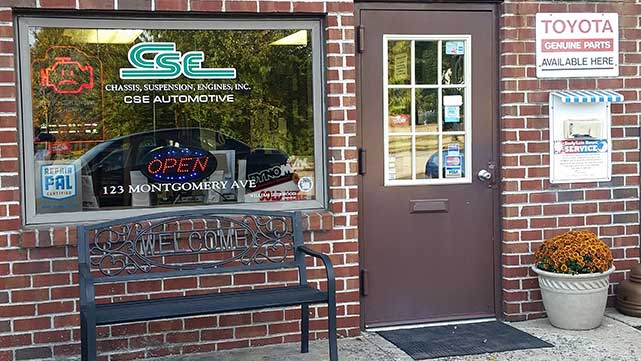 CSE Automotive - auto service in Oreland